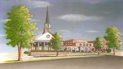 First Baptist Church building